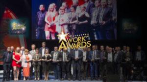 Work Awards un évènement créé et organisé par Michel Guilbert